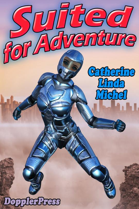 Suited for Adventure on Kindle