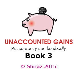 Unaccounted Gains Book 3
