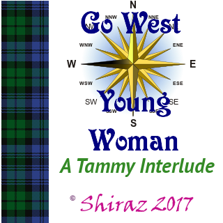 Go West Young Woman